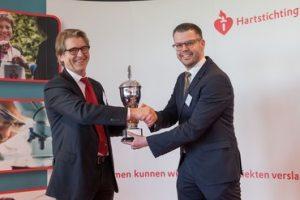 Cardioloog Ruud Spee wint prijs voor Beste Referent 2016