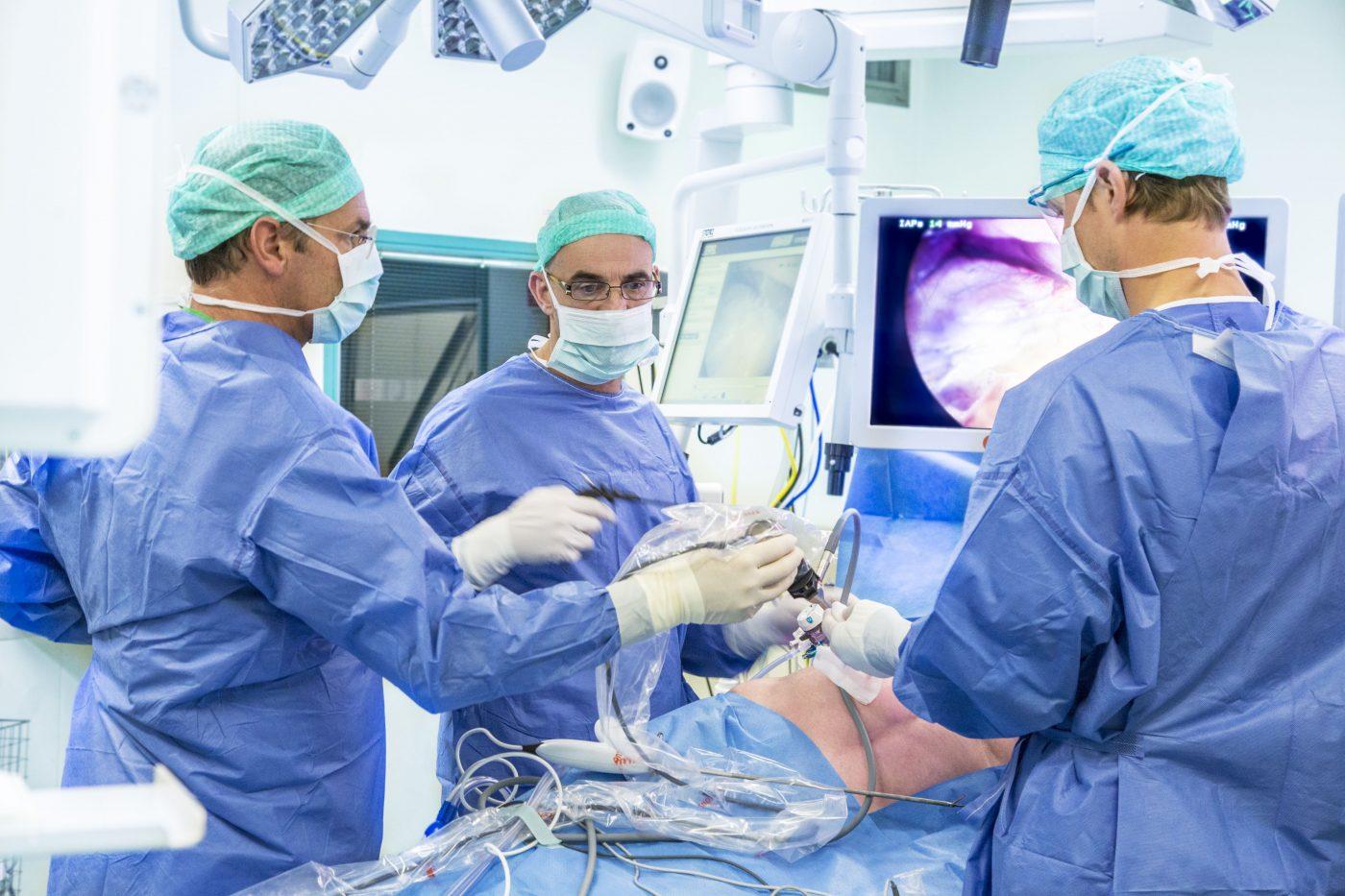 Samenwerken bij complexe leverchirurgie verbetert de zorg