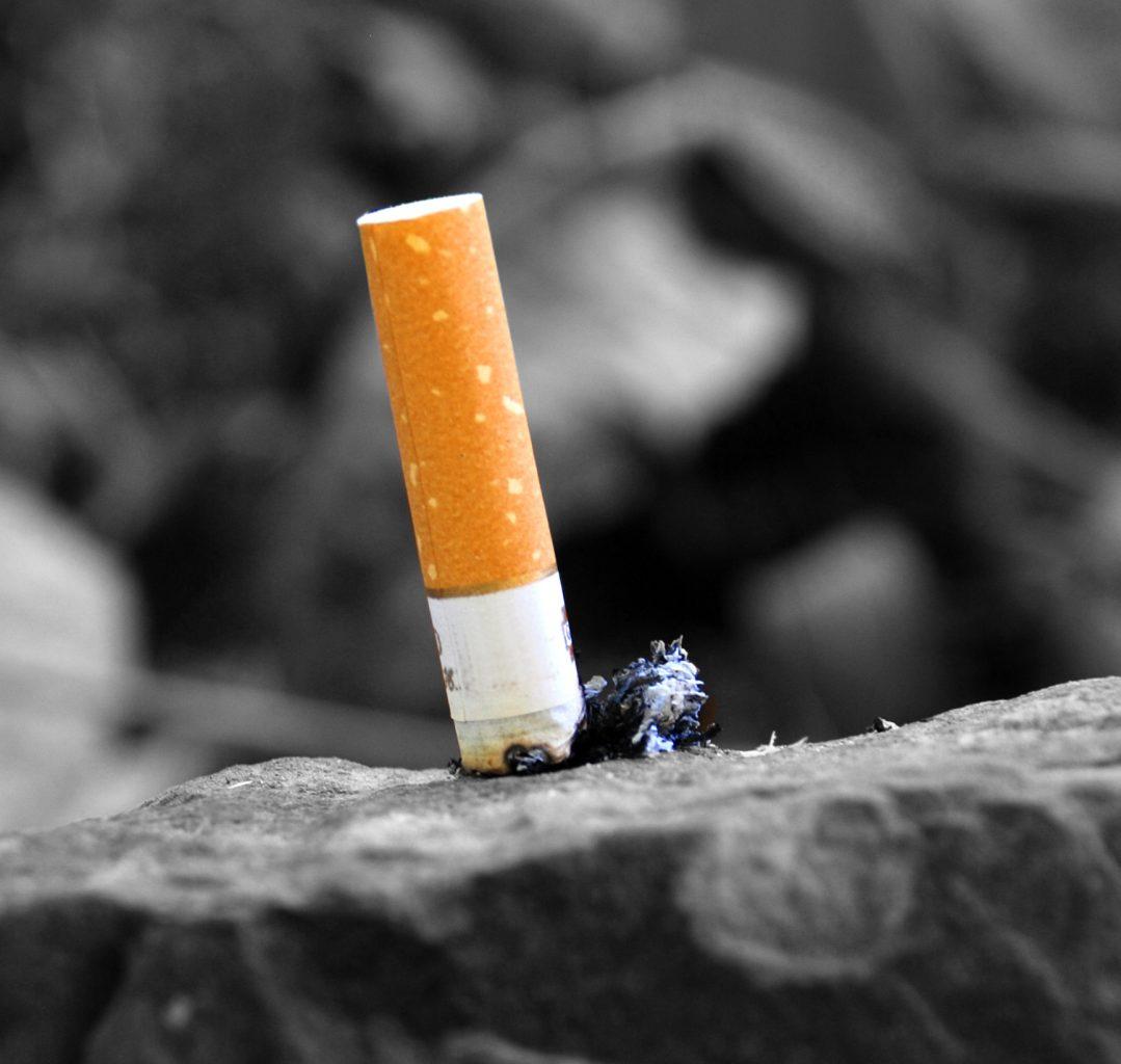 Stoppen met roken vóór de operatie