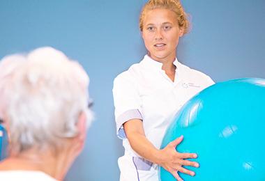 Effect bekkenfysiotherapie na endeldarmoperatie onderzocht