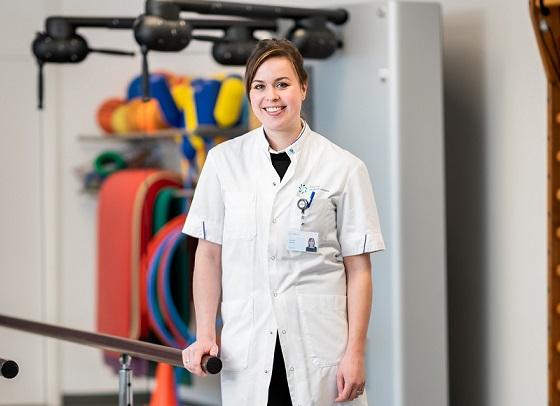 'Patiënten leveren zelf een bijdrage aan hun herstel'