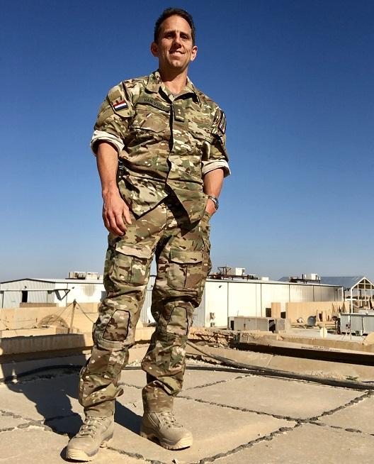 Als anesthesioloog op missie in Irak