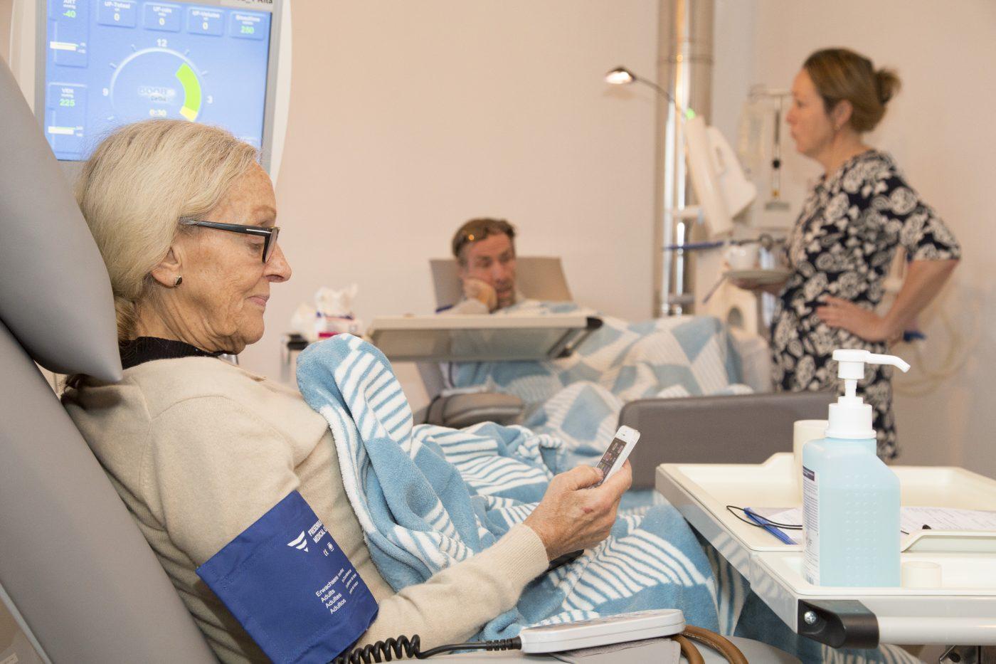'Dialyse-echtpaar' kent unieke situatie door thuisdialyse