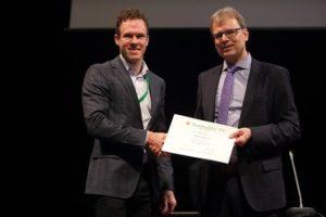 Cardioloog i.o. Rutger Brouwers wint Young Investigators Award