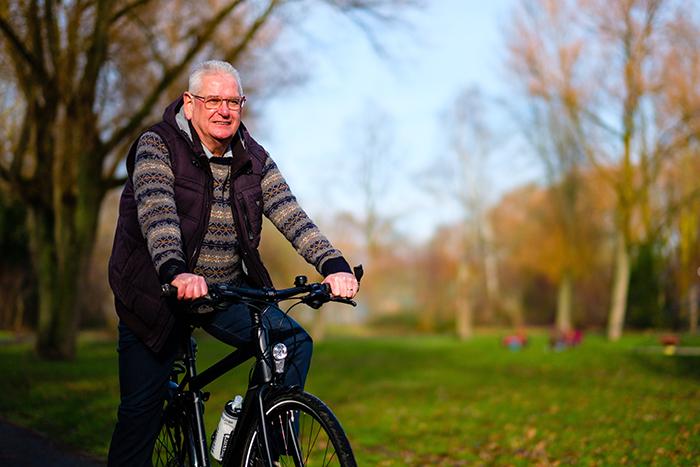 Minder ziekteklachten dankzij longrevalidatieprogramma