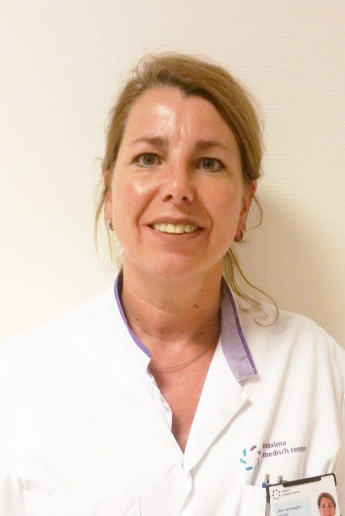 Annemay van Heugten, echoscopiste MMC