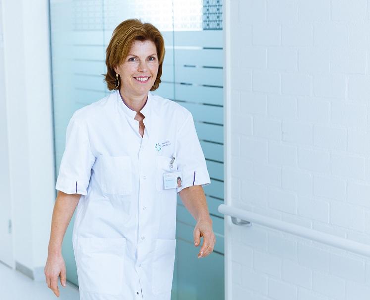 'Ik leer patiënten hoe ze zelf gezonde keuzes kunnen maken'