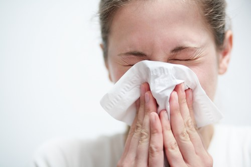 Verkoudheid: sniffen of snuiten?