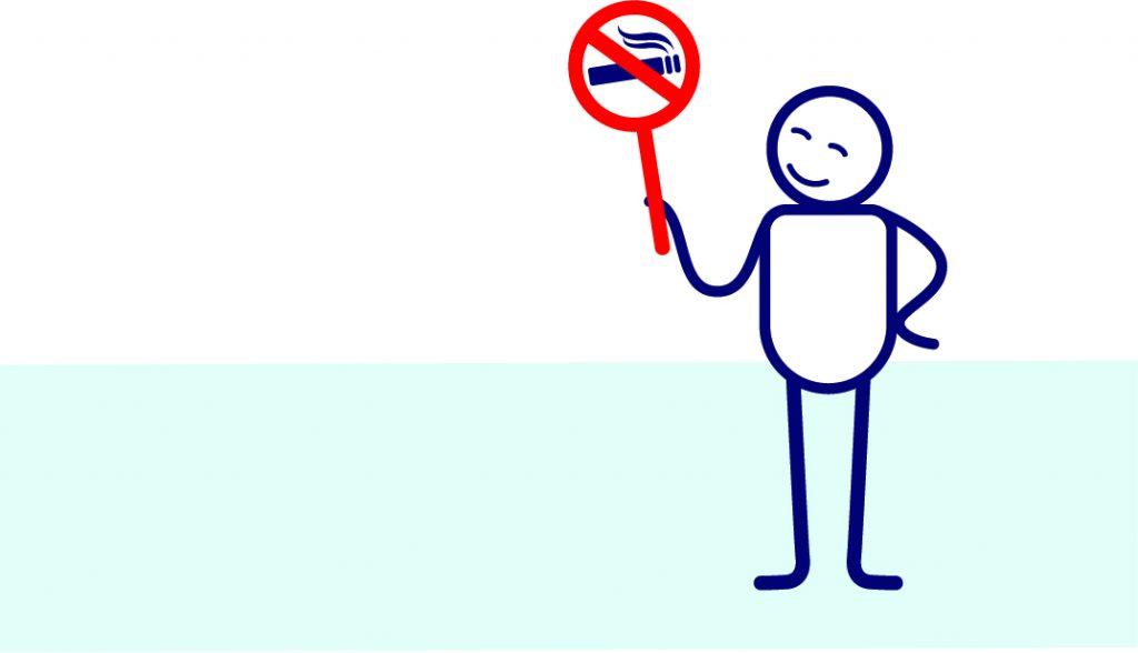 Drie vragen over roken bij COPD