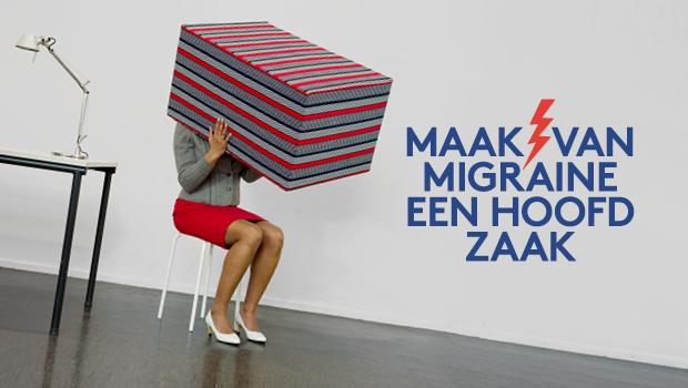 MigraineMasterclass op woensdag 7 november