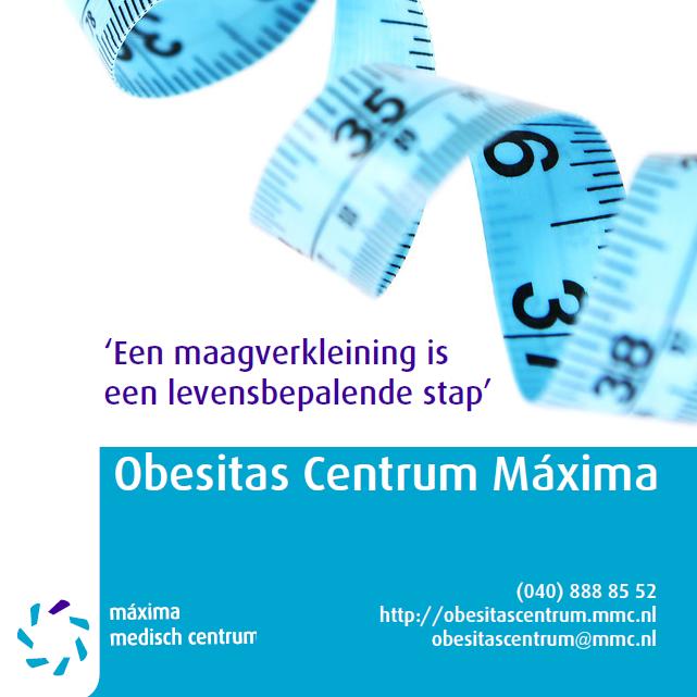 Vraag gratis een informatiepakket van het obesitascentrum aan