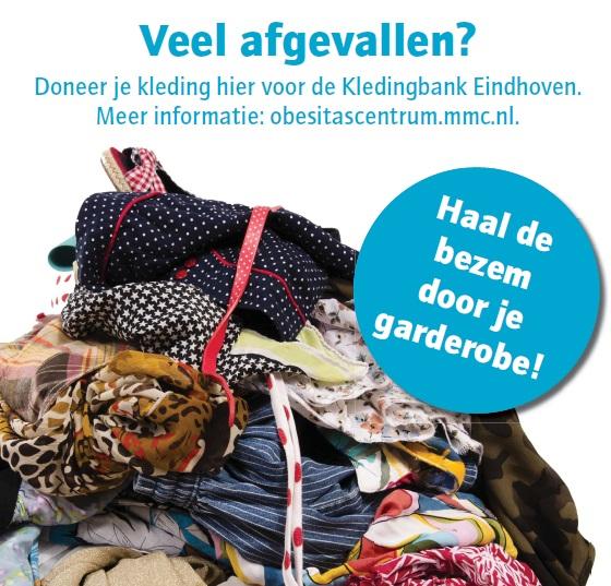 Grote donatie voor kledingbank dankzij inzamelingsactie