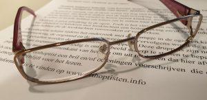 Aandacht voor dyslexie en de ogen
