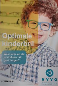 Waar let je op als je kind een bril gaat dragen?
