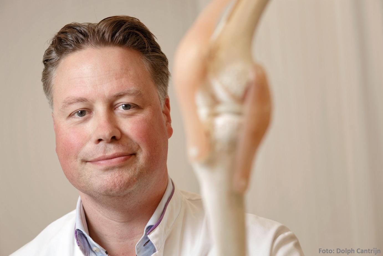 Orthopedisch chirurg benoemd tot associate professor TU/e