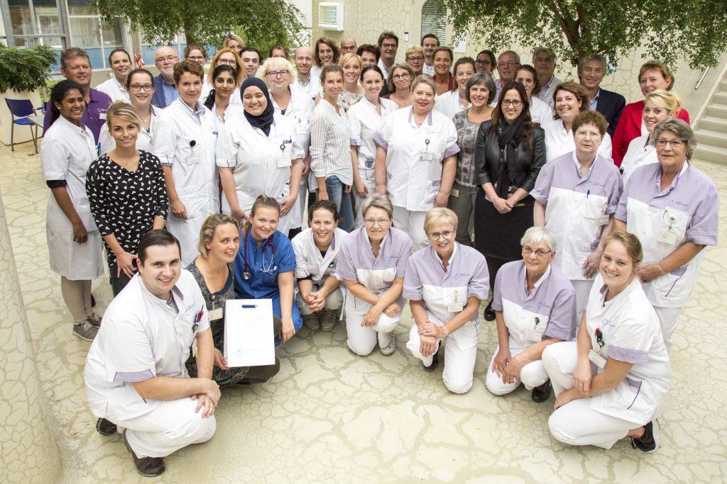MMC ontvangt keurmerk Seniorvriendelijk Ziekenhuis