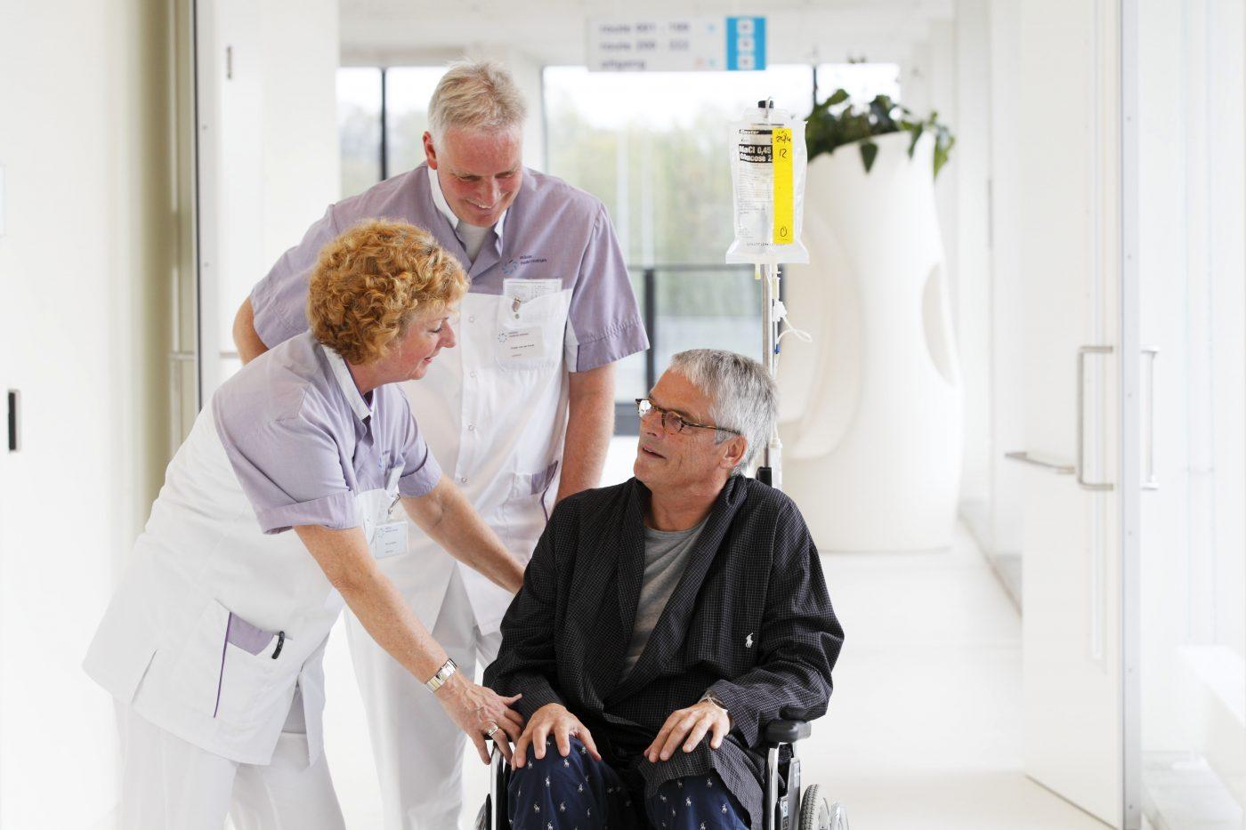 Extra aandacht voor kwetsbare ouderen helpt delier voorkomen