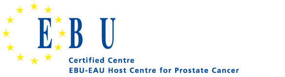 Certified Centre EBU-EAU Host Centre for Prostate Cancer - Prostaatkanker