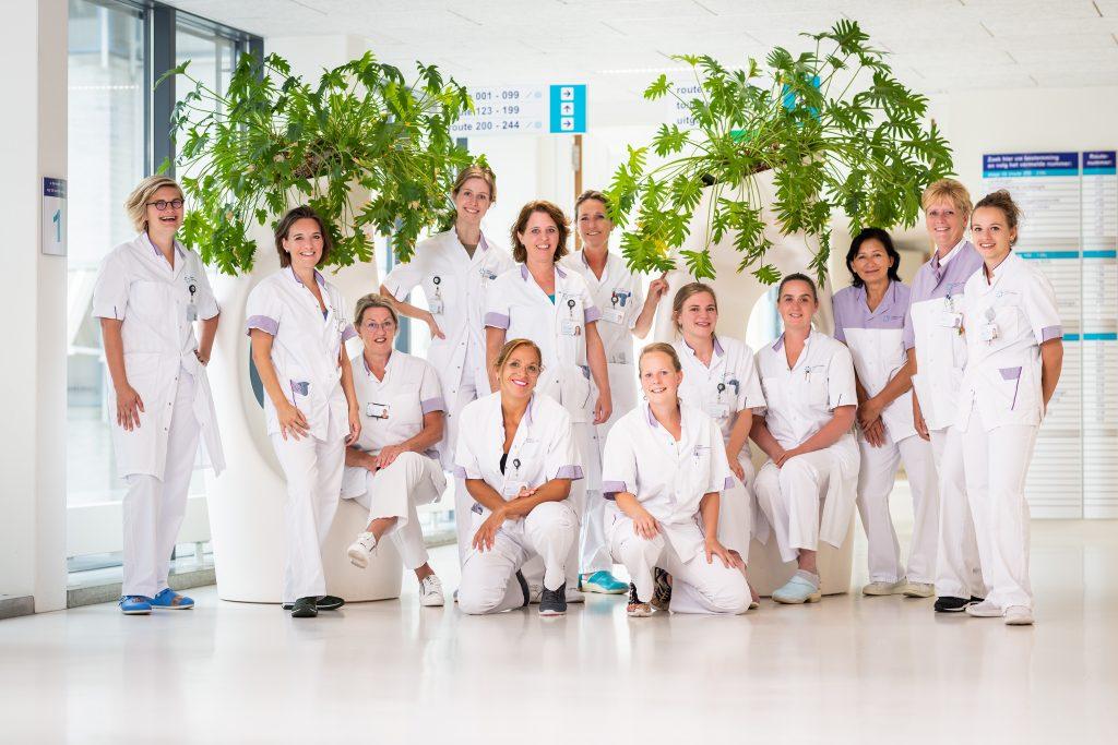 MMC kraamafdeling obstetrie verpleegkundige