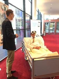 Grote interesse voor onze innovaties op de ICT&Health Experience