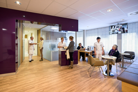De vernieuwde polikliniek Chirurgie in MMC Veldhoven