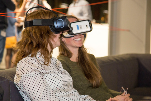 `Virtual Reality heeft meerwaarde in de zorg'