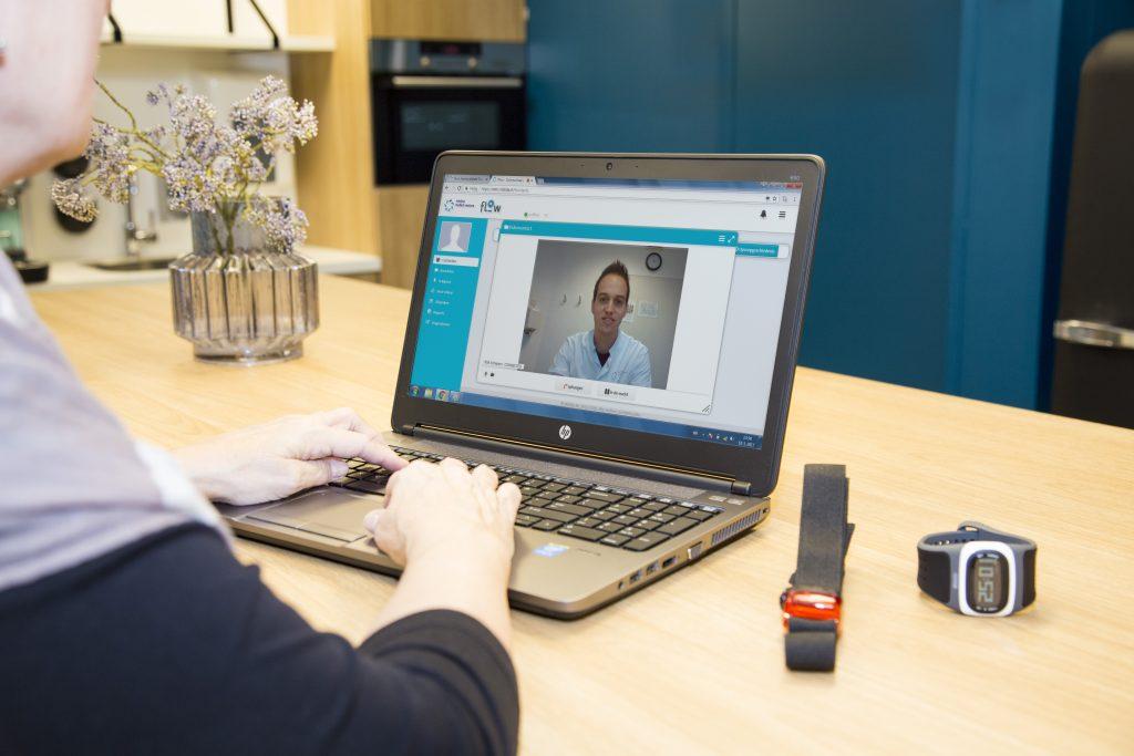 Innovatieve digitale zorg thuis voor ernstig zieke patiënten