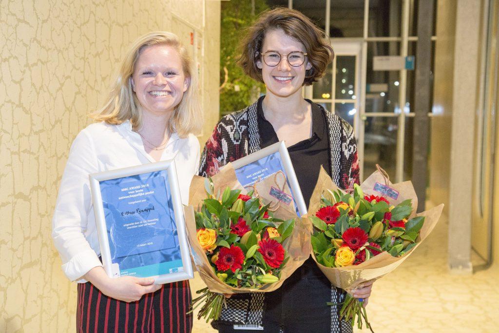 Studie prehabilitatie beloond met MMC Award