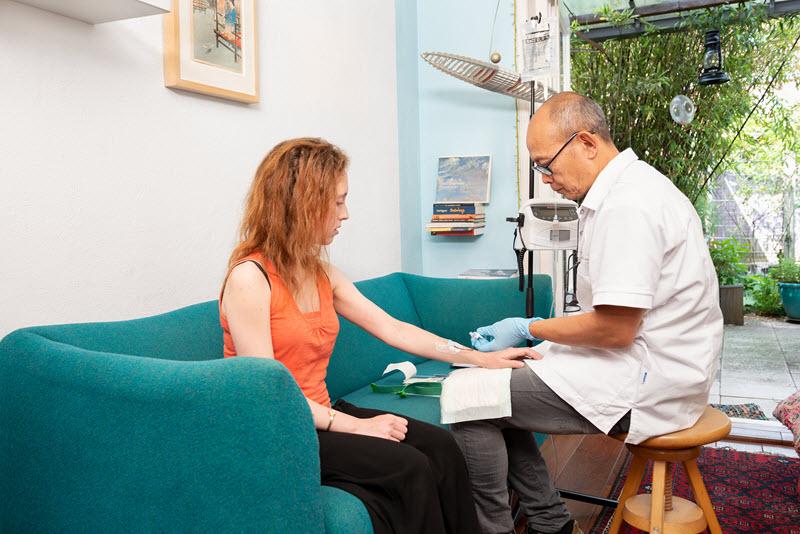 MMC biedt immunotherapie thuis voor patiënten met melanoom