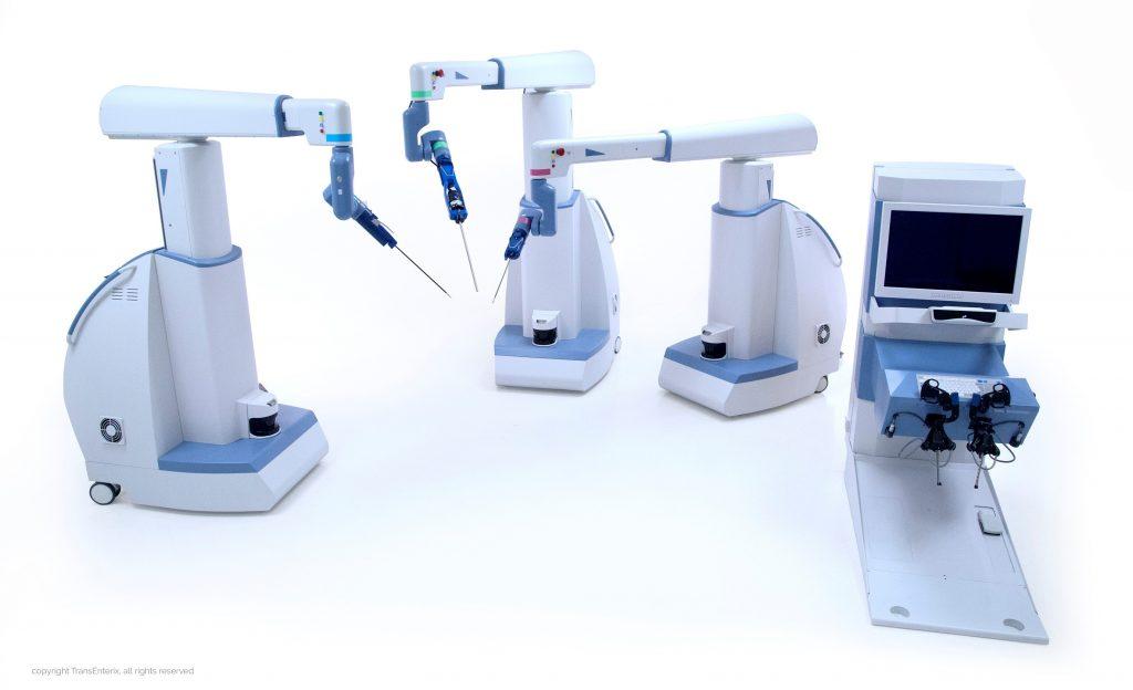 MMC zet in op nieuw type operatierobot