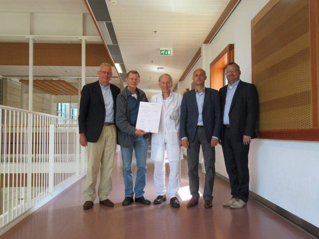 Máxima MC verkrijgt certificaat Prostate MRI Center of Excellence