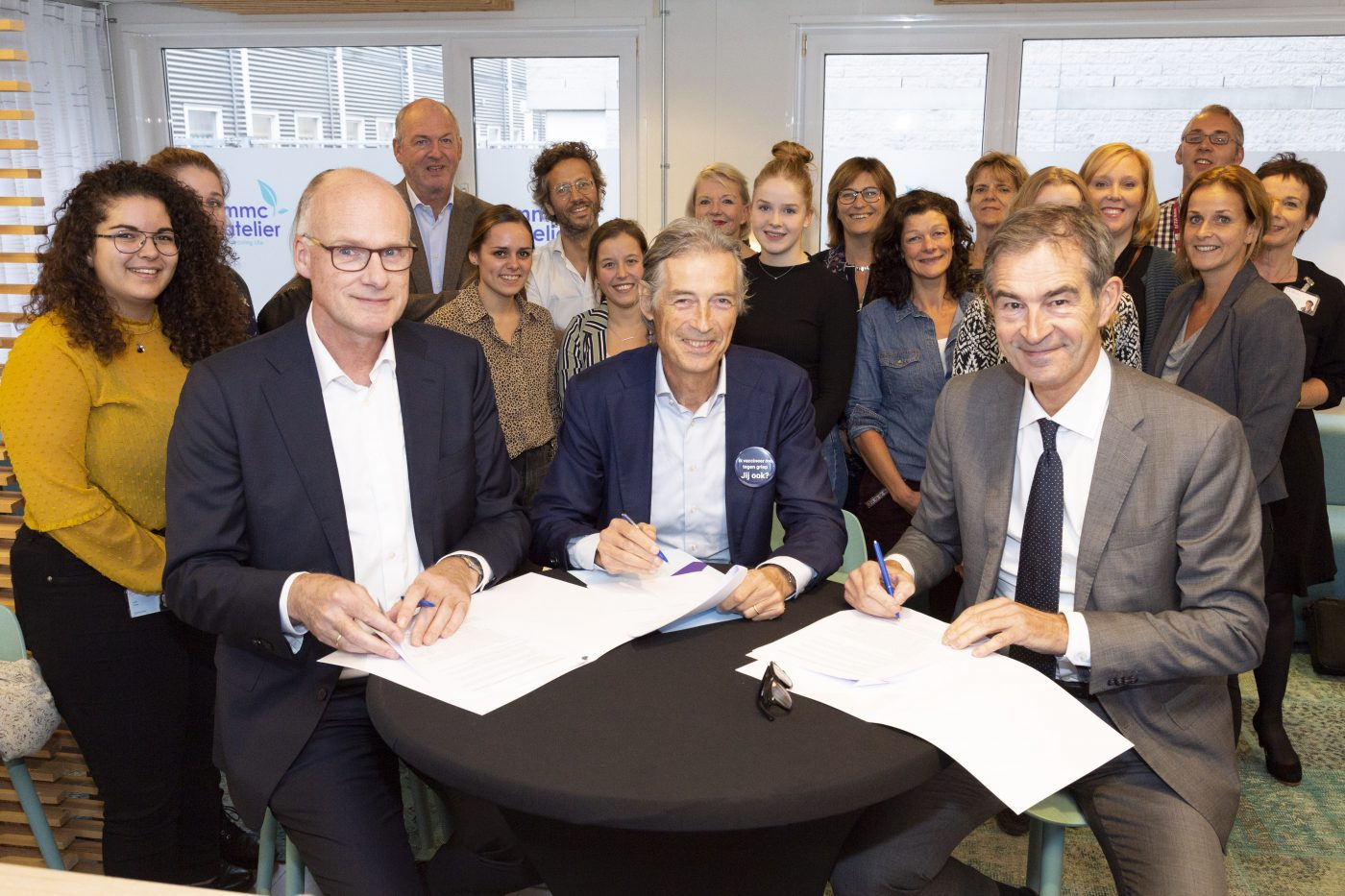 MMC, Summa en Fontys starten intensieve samenwerking