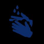 Handen desinfecteren MMC